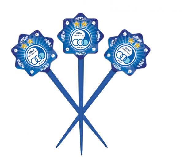 خلال تم تولد استقلال (Esteghlal)