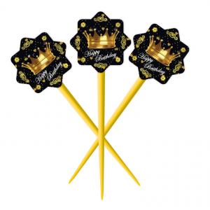 خلال تم تولد تاج طلایی (Gold Crown)