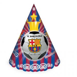 کلاه ساده اکلیلی تم تولد بارسلونا (Barcelona)