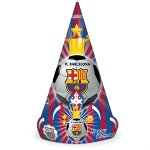 کلاه تاجدار تم تولد بارسلونا (Barcelona)