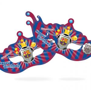 عینک بالماسکه تم تولد بارسلونا (Barcelona)