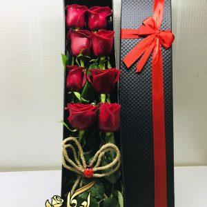 باکس گل بلند 123