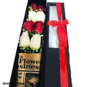باکس گل ۱۰۷