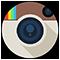 instagram - بادکنک تم تولد استقلال
