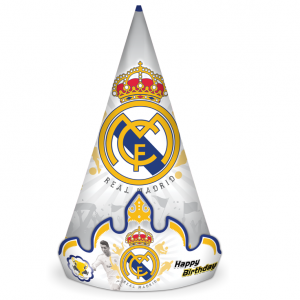 کلاه تاجدار تم تولد رئال مادرید (Real Madrid)