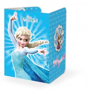 کارت دعوت تم تولدفروزن (Frozen)