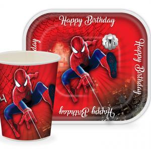 پیش دستیولیوانتم تولد پسرانه مرد عنکبوتی (Spider Man)