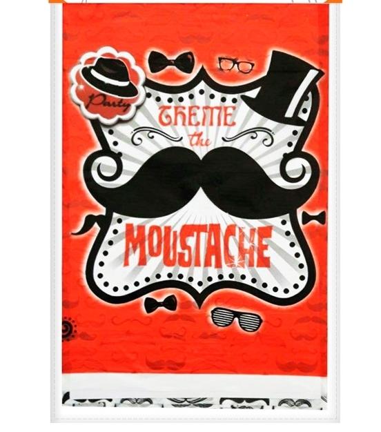 سفره تم تولد سبیل (Moustache)